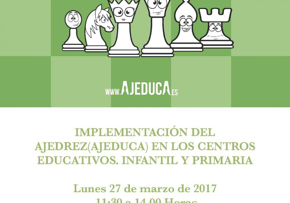 Jornada-Taller de AJEDUCA en la Universidad de Cádiz.